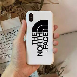 ザノースフェイス(THE NORTH FACE)のTD)iPhoneケース スマホケース(iPhoneケース)
