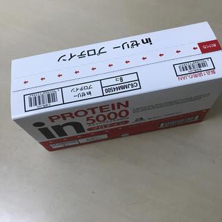 モリナガセイカ(森永製菓)のin ゼリー プロテイン ヨーグルト味(プロテイン)