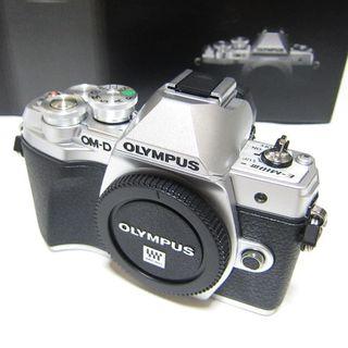 OLYMPUS - オマケ付き 極美品 5年保証付き OM-D E-M10 Mark III
