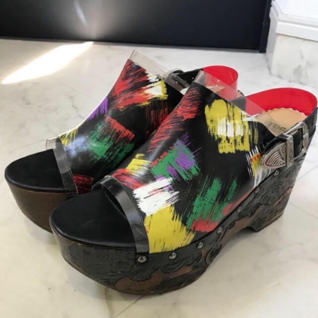 TOGA(トーガ)のTOGA サボ レディースの靴/シューズ(サンダル)の商品写真