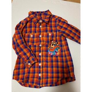 ジャム(JAM)のJAM チェックシャツ 90(ブラウス)