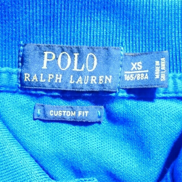 POLO RALPH LAUREN(ポロラルフローレン)のラルフローレン ポロシャツ XS 2枚セット メンズのトップス(ポロシャツ)の商品写真