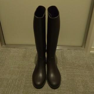 レインブーツ ロングブーツ(レインブーツ/長靴)