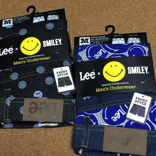 Lee - 新品*タグ付き  Lee×Smile ボクサーパンツ 2枚