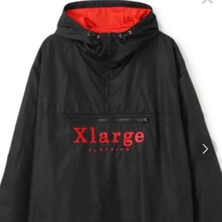エクストララージ(XLARGE)のXLARGE アノラックパーカー ジャケット マウンテンパーカー(マウンテンパーカー)