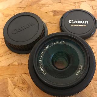Canon - キャノン Canon New FD 40mm f2.8 単焦点レンズ