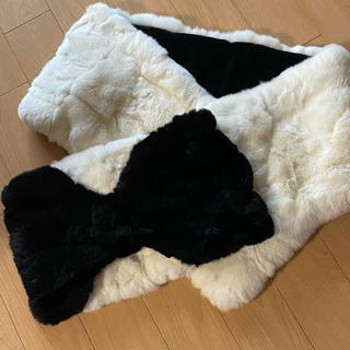 ツモリチサト(TSUMORI CHISATO)の成人式  ショール(マフラー/ショール)