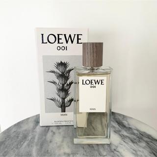 ロエベ(LOEWE)のLOEWE 香水 パルファン 001 MAN(ユニセックス)