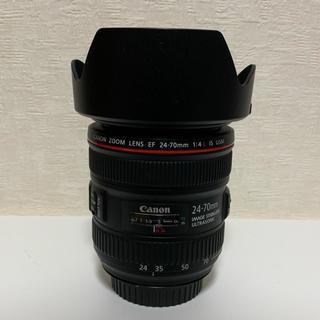 Canon - 【美品】キヤノン EF 24-70 F4L IS USM