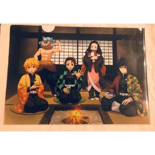 鬼滅の刃 ロフト POP UP STORE 札幌 クリアファイル(クリアファイル)