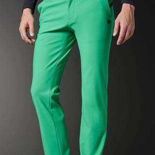DESCENTE - M 新品 定価26400円 デサント メンズ ゴルフパンツ ストレッチパンツ