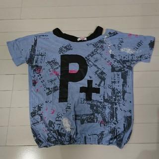 ピンクラテ(PINK-latte)のピンクラテ  XS  半袖プルオーバー(Tシャツ/カットソー)