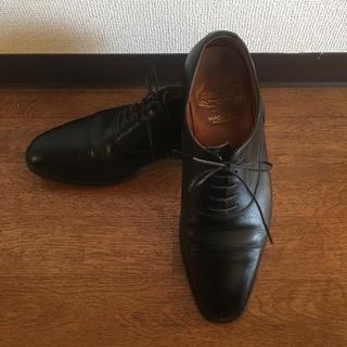 リーガル(REGAL)のスコッチグレイン ビジネスシューズ 革靴 25.5(ドレス/ビジネス)