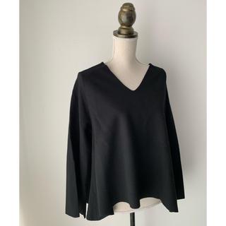 ダブルスタンダードクロージング(DOUBLE STANDARD CLOTHING)のダブルスタンダードクロージング ソブ ミラノリブAライントップス(ニット/セーター)