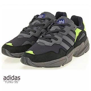 アディダス(adidas)の新品未使用◎アディダス◎ YUNG-96スニーカー◎28.5cm◎送料込み (スニーカー)
