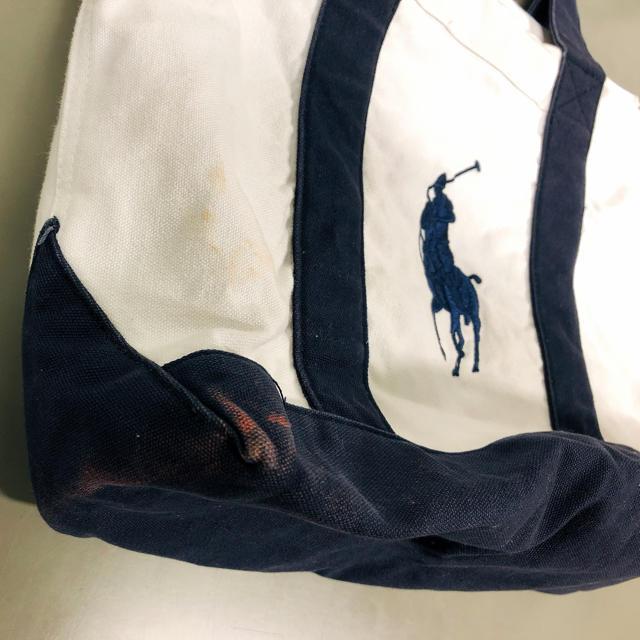 POLO RALPH LAUREN(ポロラルフローレン)のポロ ラルフローレン トートバッグ レディースのバッグ(トートバッグ)の商品写真