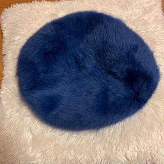 claire's - アンゴラベレー帽