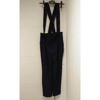 ロペピクニック(Rope' Picnic)の新品ロペピクニックサスペンダー付きテーパードパンツ38サイズ(サロペット/オーバーオール)