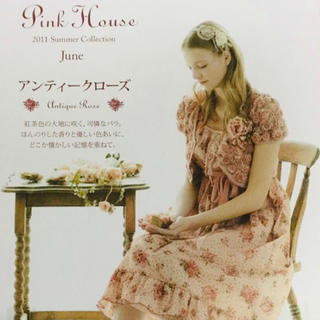 PINK HOUSE - ピンクハウス❤️小花柄ワンピース