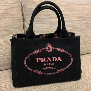 PRADA - PRADA プラダ カナパ 花柄 フラワー 2017SS