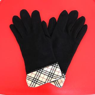 BURBERRY - バーバリー☆手袋