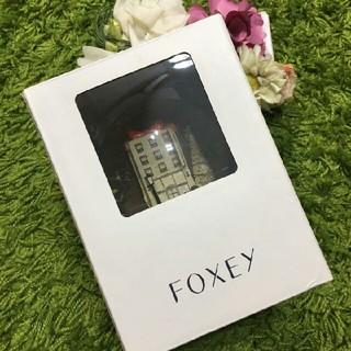 FOXEY - 新品フォクシー スノードーム 贈り物にも