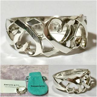 Tiffany & Co. - Tiffany& Co. パロマピカソ シルバーリング 指輪