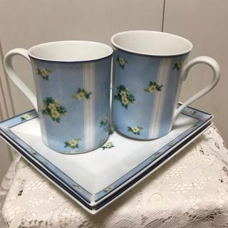 NARUMI - マグカップとお皿のペアセット!