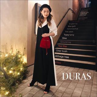 DURAS - DURAS 新品 サイドライン サロペット♡エゴイスト リゼクシー Rady
