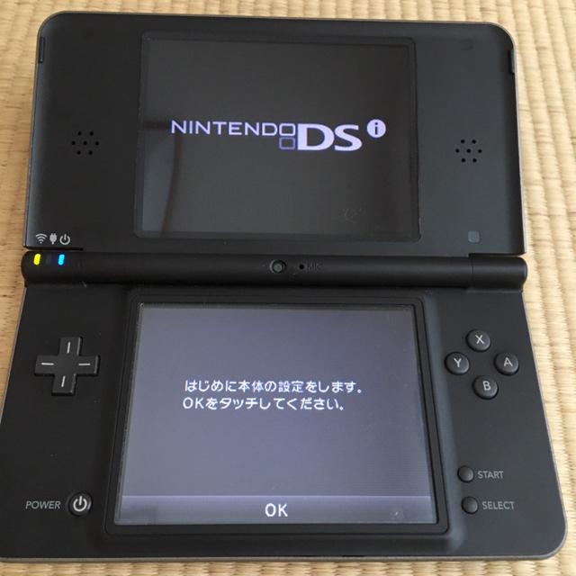任天堂(ニンテンドウ)の任天堂 DSi LL エンタメ/ホビーのゲームソフト/ゲーム機本体(携帯用ゲーム機本体)の商品写真