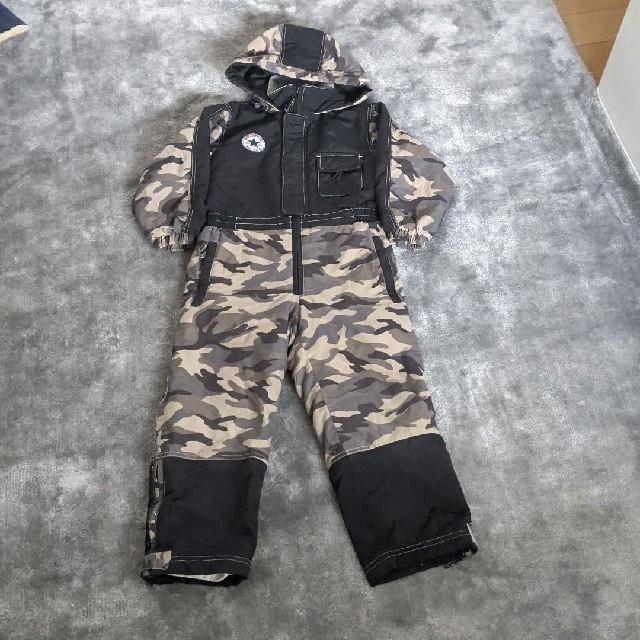 CONVERSE(コンバース)のConverse ジャンプスーツ つなぎ 110 キッズ/ベビー/マタニティのキッズ服男の子用(90cm~)(ジャケット/上着)の商品写真