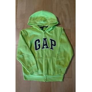 GAP - GAP 黄緑色パーカー 140㎝