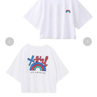 エックスガール(X-girl)のエックスガール (Tシャツ(半袖/袖なし))