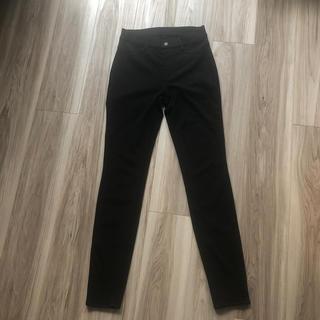 UNIQLO - ユニクロ ウルトラストレッチ レギンス パンツ 黒 Sサイズ
