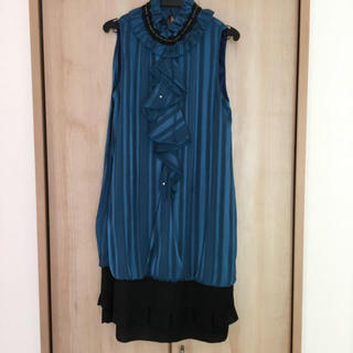 アクシーズファム(axes femme)のアクシーズファム パーティー ドレス(ミディアムドレス)