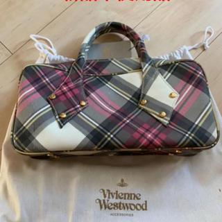 Vivienne Westwood - チェックバッグ