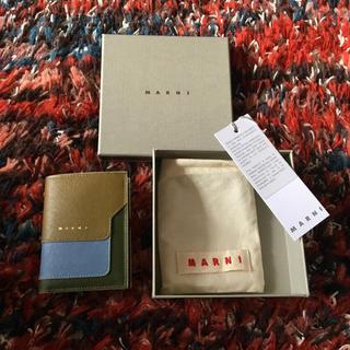 Marni - 新品マルニ財布