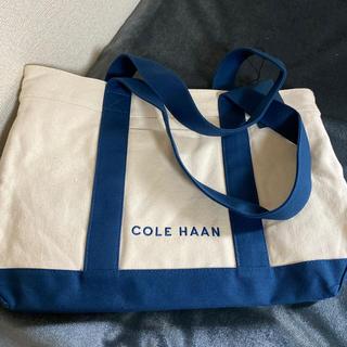 コールハーン(Cole Haan)の【新品】コールハーン トートバッグ キャンバス(トートバッグ)