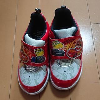 Disney - 未使用 カーズ スニーカー 靴 ディズニー 18cm