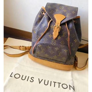 LOUIS VUITTON - LOUIS VUITTON リュック
