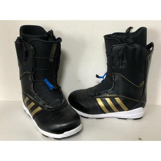 アディダス(adidas)のadidas/ボード/ブーツ/BLAUVELT/ブラック/28cm/ゴールド/黒(ブーツ)