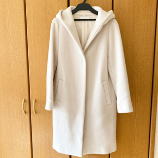 M-premier - Mプルミエ M-PREMIER   ホワイト コート