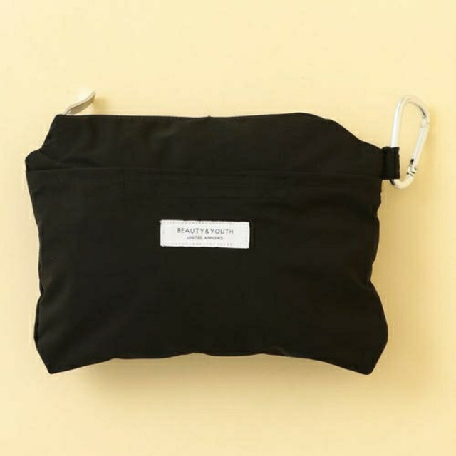 BEAUTY&YOUTH UNITED ARROWS(ビューティアンドユースユナイテッドアローズ)の BEAUTY&YOUTH UNITED ARROWS ポケッタブルリュック レディースのバッグ(リュック/バックパック)の商品写真