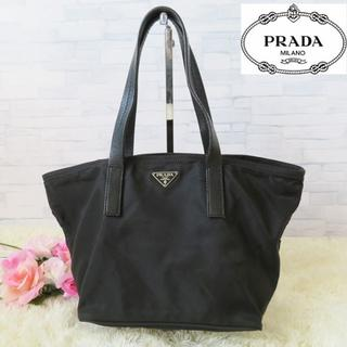 PRADA - プラダ♥PRADA♥ミニトートバッグ✨黒❤ナイロン 9
