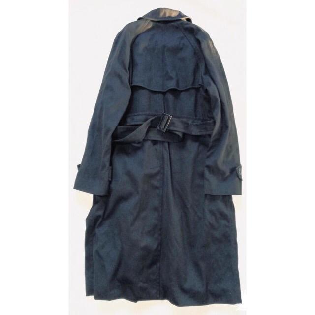 LOUIS VUITTON(ルイヴィトン)のルイヴィトン トレンチコート ダミエ柄ライナー付き レディースのジャケット/アウター(ロングコート)の商品写真