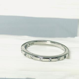 ヨンドシー(4℃)の4°C PT 900ダイヤモンド リング(リング(指輪))