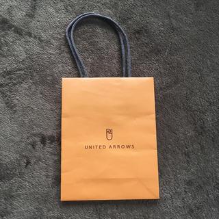 ユナイテッドアローズ(UNITED ARROWS)のユナイテッドアローズ ショッパー ショップ袋(ショップ袋)