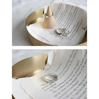 カルバンクライン(Calvin Klein)のシルバーリングS925★(リング(指輪))