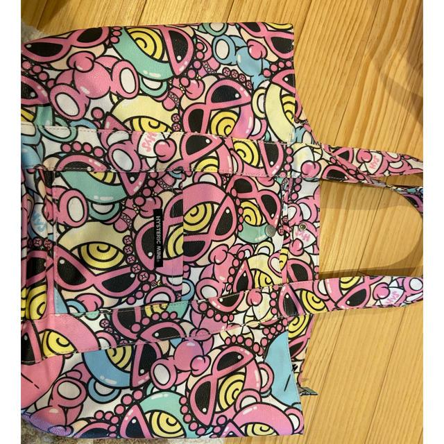 HYSTERIC MINI(ヒステリックミニ)のマザーズバッグ キッズ/ベビー/マタニティのマタニティ(マザーズバッグ)の商品写真