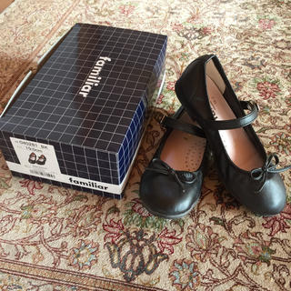 familiar - ファミリア familiar  靴 19センチ